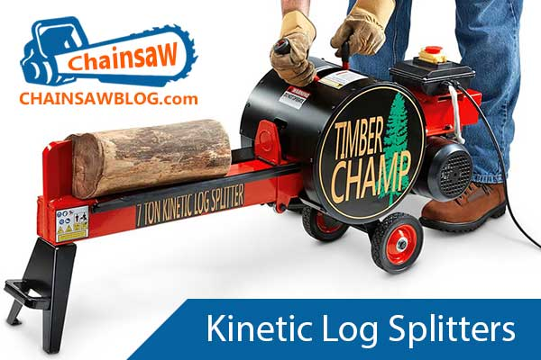 Kinetic Log Splitters
