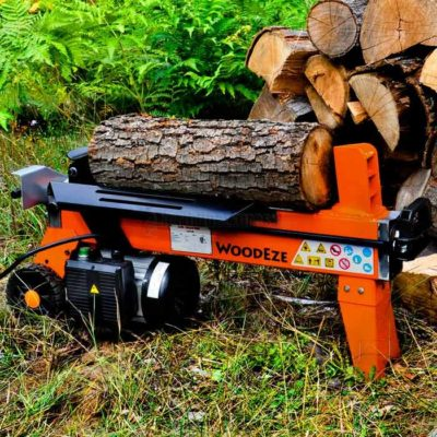 Log Splitters- A Complete Buyer's Guide!