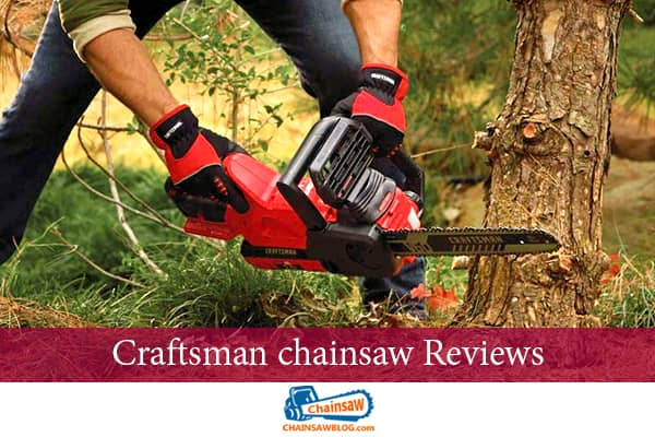 Craftsman chainsaw Reviews