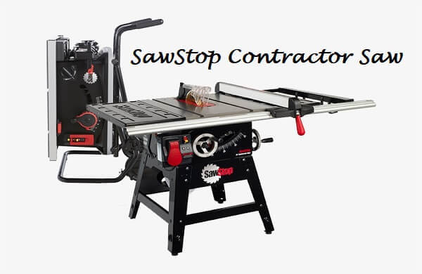 SawStop Contractor Saw Review