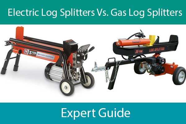 Electric Log Splitters Vs. Gas Log Splitters, Electric Log Splitters,Gas Log Splitters