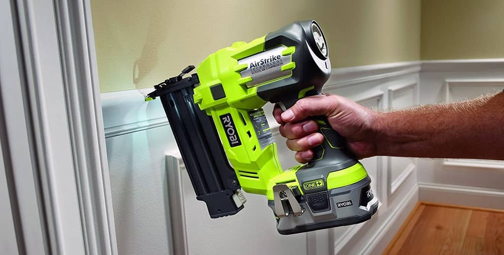 how much does a nail gun cost